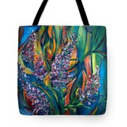 Fireweed Bouquet Tote Bag