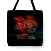 Fireworks 22 Tote Bag