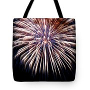 Firework Beauty Tote Bag