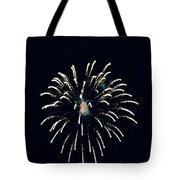 Firework  Tote Bag