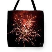 Fireworkd Tote Bag