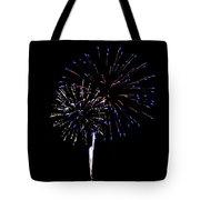 Fireworks 12 Tote Bag