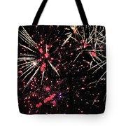 Fireworks 2018 Tote Bag