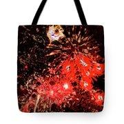 Fireworks 3 Tote Bag