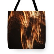 Fireworks A Different Perspective Five Tote Bag