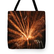 Fireworks A Different Perspective Seven Tote Bag