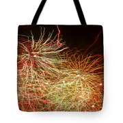 Fireworks Abstract IIi Tote Bag