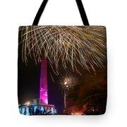 Fireworks At Maspalomas 1 Tote Bag