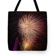 Fireworks At Maspalomas 2  Tote Bag