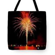 Happy Birthday, United States Of America 8 Tote Bag
