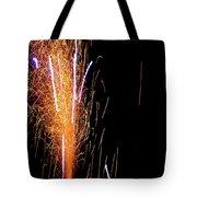 Fireworks II Tote Bag
