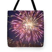 Fireworks In The Park 2 Tote Bag
