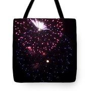 Fireworks Over Puget Sound 10 Tote Bag