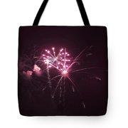 Fireworks Over Puget Sound 13 Tote Bag