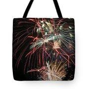 Fireworks6487 Tote Bag