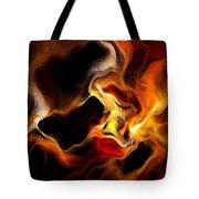 Firey Tote Bag
