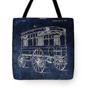 First Ambulance Patent Tote Bag