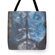 First And The Last Lion Tote Bag