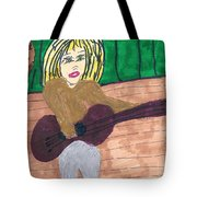 First Audition  Tote Bag
