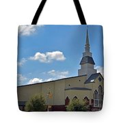 First Baptist Church - Pflugerville Texas Tote Bag
