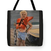 First Catch Tote Bag