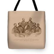 First Colored Senator And Representatives Tote Bag