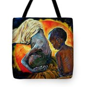 First Corinthians 1-25 Tote Bag