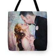 First Dance Tote Bag