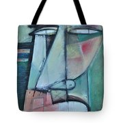 First Day North Of The Tension Line Tote Bag