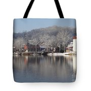First Day Of Spring Bucks County Playhouse Tote Bag