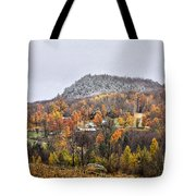 First Dusting Tote Bag