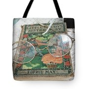 First Edition Tote Bag