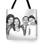 First-family 2013 Tote Bag