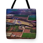 First Flight Of Buno Tote Bag