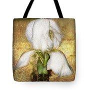 First Iris Tote Bag