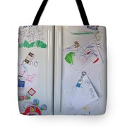 First Juried Show Tote Bag