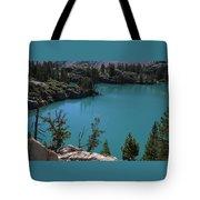 First Lake Tote Bag