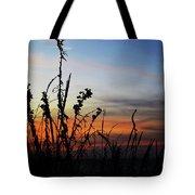 First Landing Sunset Tote Bag