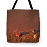 First Light Apostle Islands Natl Lakeshore Tote Bag