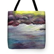 First Light At Hulihee Tote Bag