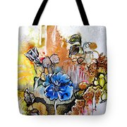 First Light In The Garden Of Eden Tote Bag