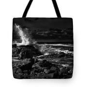 First Light - Kennebunkport Maine Tote Bag