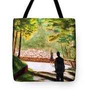 First Moment Tote Bag