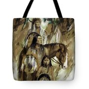 First Nation 67r Tote Bag