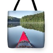 First On The Water Tote Bag