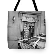 First Precinct Nyc Tote Bag