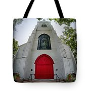 First Presbyterian Church Of Hackettstown Tote Bag