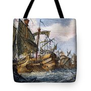 First Punic War Battle Tote Bag