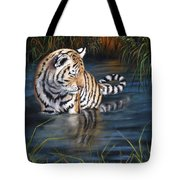 First Reflection Tote Bag
