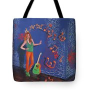 First Release Tote Bag